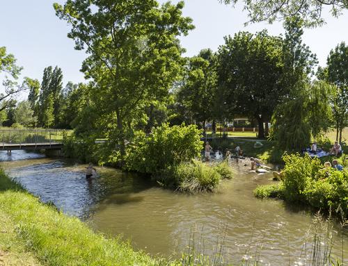 Goldachpark – Halbergmoos