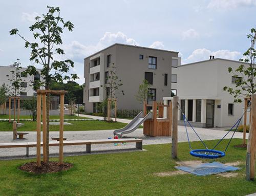 Wohnanlage – Prinz-Eugenpark